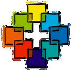 Evangelisches Facettenkreuz